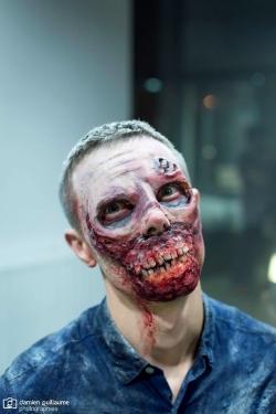 Zombie machoire