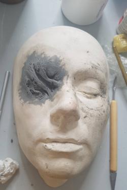 Sculpture plastiline