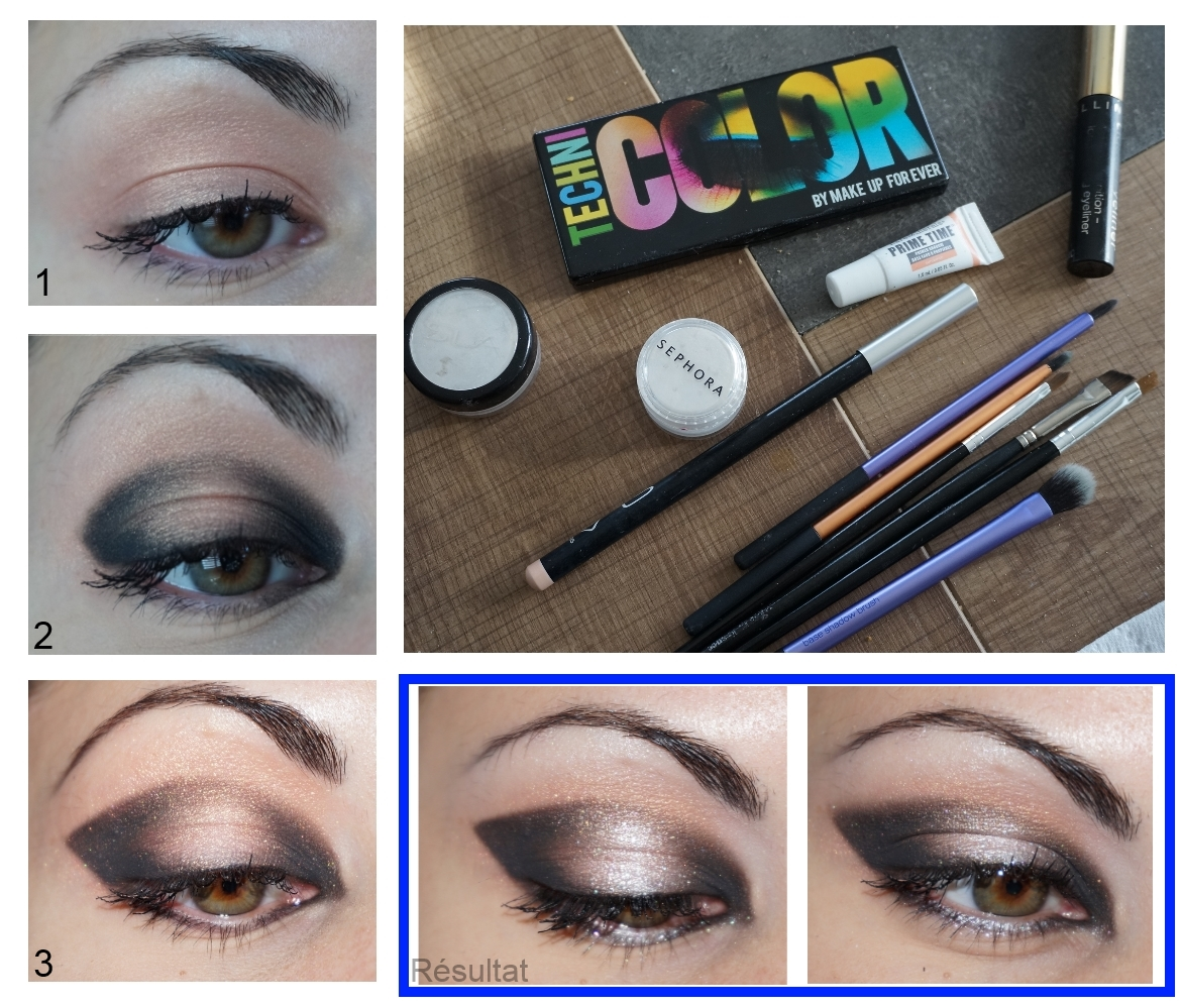 tuto makeup 22 mai