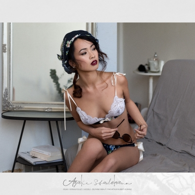AzaleS edito lingerie