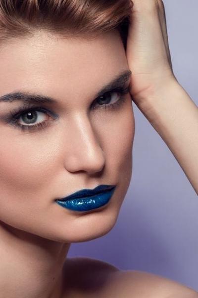 Beauty bleu