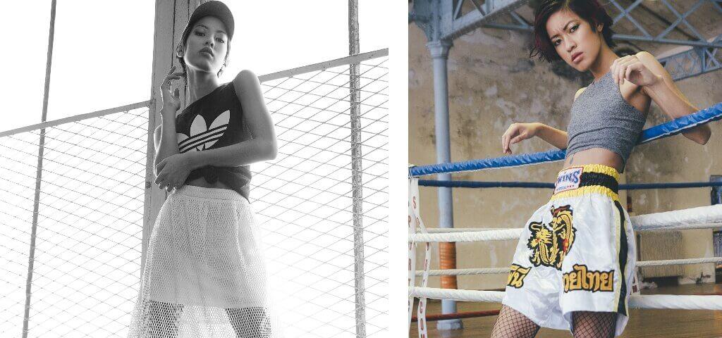 lady boxing bordeaux
