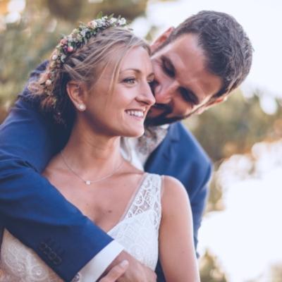 Flavie et Guillaume - mariés 2018